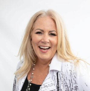 Jackie Rainforth on Sprinting To Success Podcast with Esmie Lawrence
