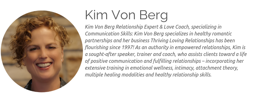 008 Kim Von Berg: Healthy Love and Communication, stress management, managing stress, podcast, esmie lawrence, Love and Communication, Kim Von Berg
