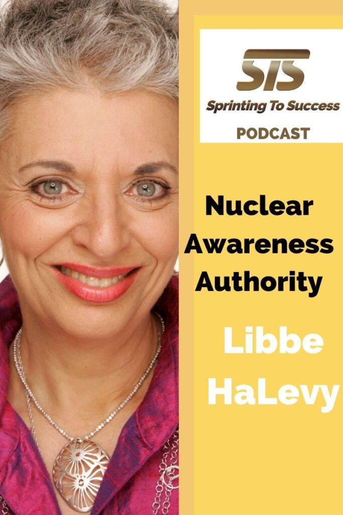 Libbe HaLevy On Sprinting To Success Podcast