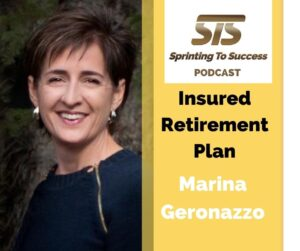 Marina Geronazzo on Sprinting To Success Podcast