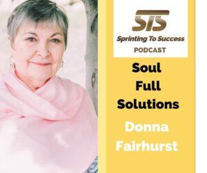 Donna Fairhurst on STS