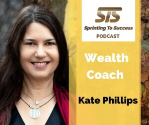 Kate Phillips on Sprinting To Success Podcast