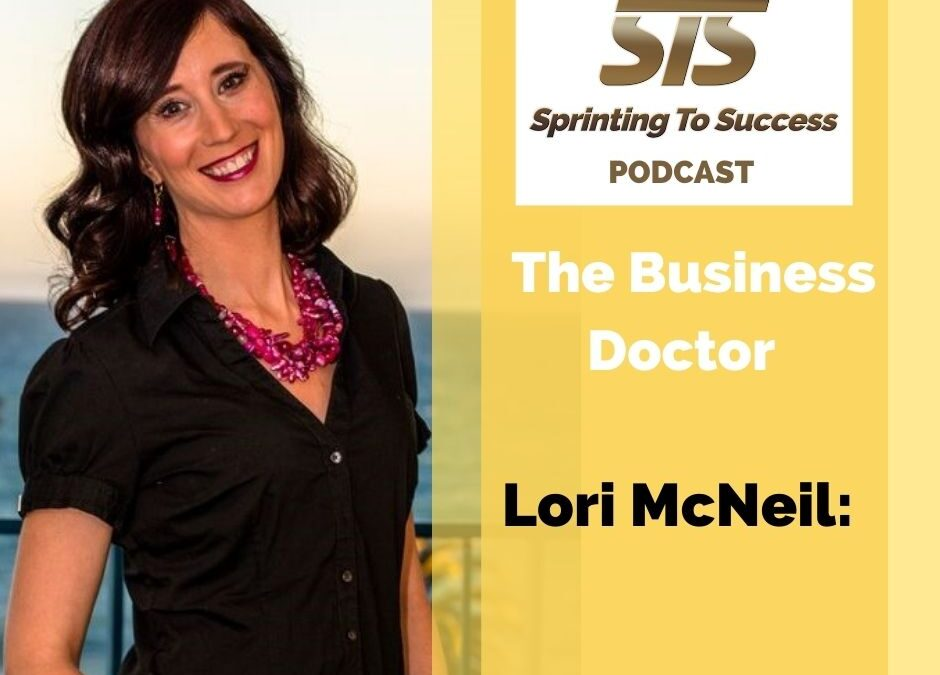 Sprinting To Success Podcast