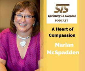Marian McSpadden on Sprinting To Success Podcast
