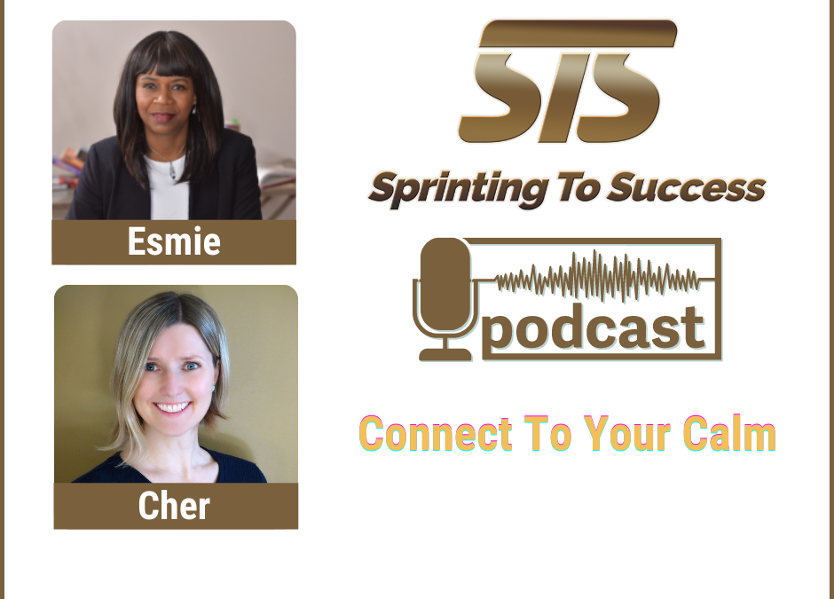 Cher Brasok on Sprinting To Success Podcast with Esmie Lawrence