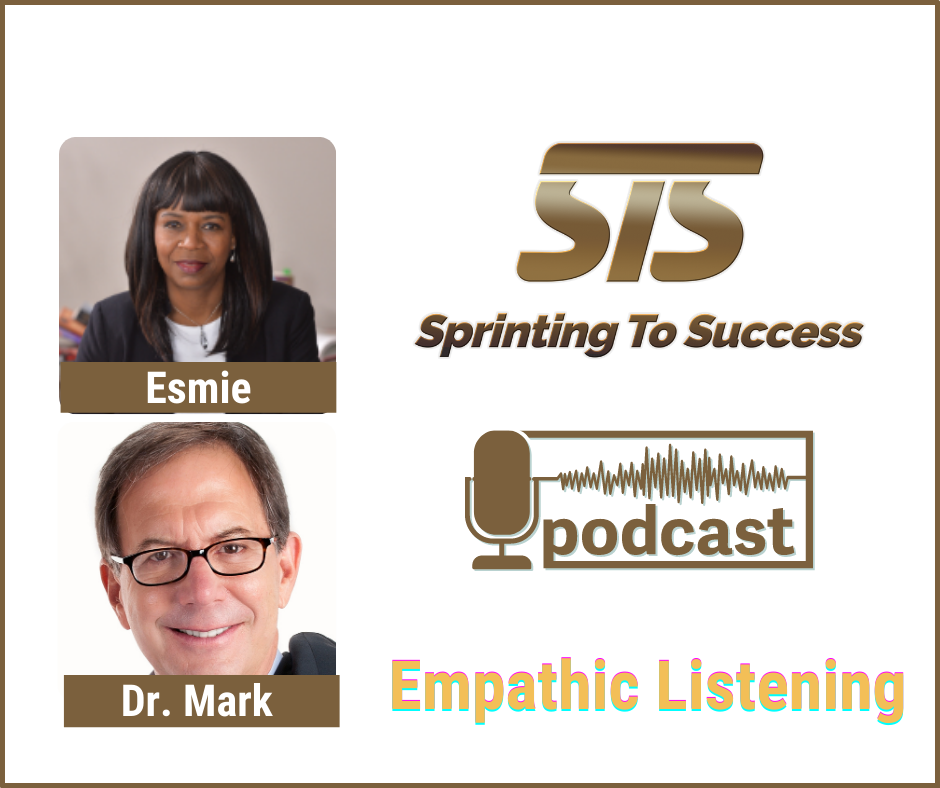 Dr. Mark Goulston on Sprinting To Success Podcast