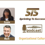 Mark Faust on Sprinting To Success Podcast