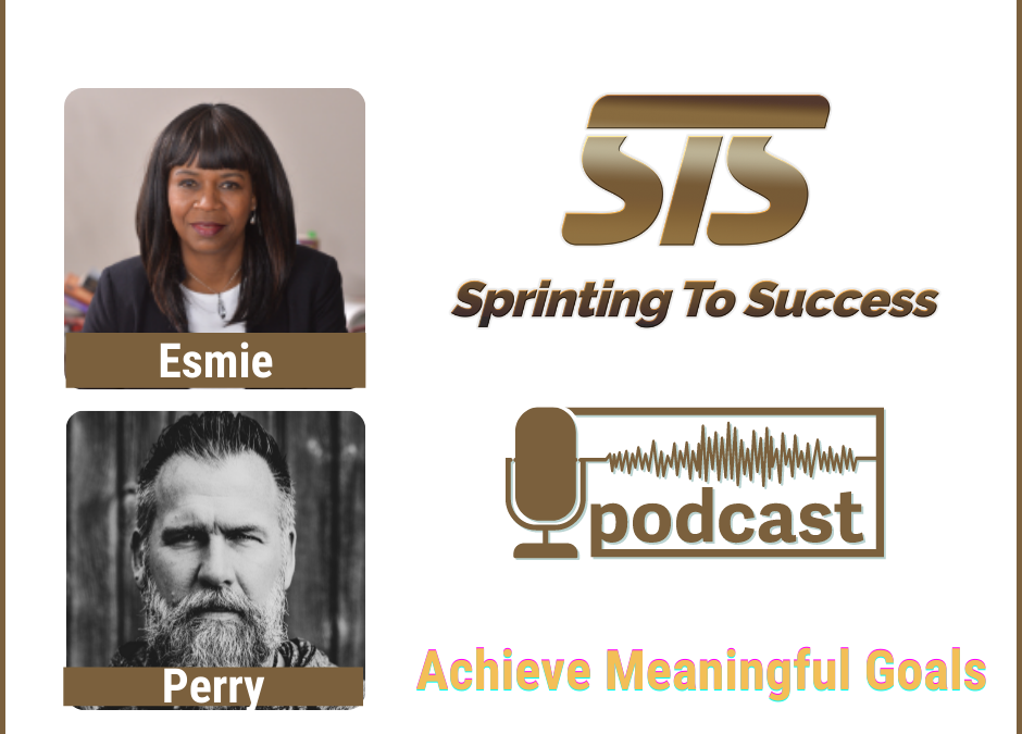 Perry Maughmer on Sprinting To Success Podcast